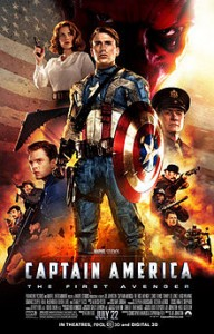 Captain America, film poster