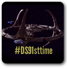 Twitter hastag: #DS91sttime