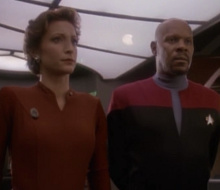 "Deep Space Nine, ""Accession"""