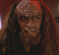 "Kurn from Deep Space Nine: ""Sons of Mogh"""