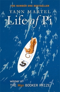 Life of Pi, by Yann Martel